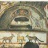 Papa Liberio (a destra nell'immagine)