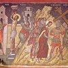 La flagellazione ed il trasporto della croce