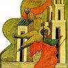 L'Arcangelo Gabriele (Annunciazione)