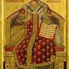 Il Sommo Sacerdote sul trono
