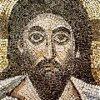 Mosaico del Volto di Cristo (dettaglio)