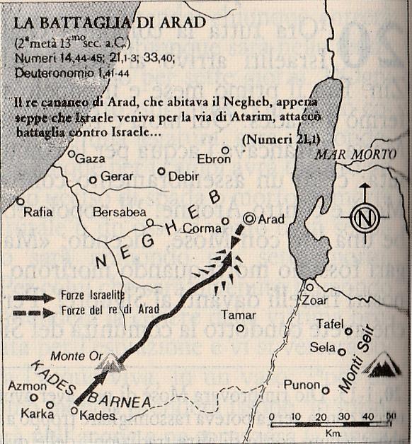 La battaglia di Arad