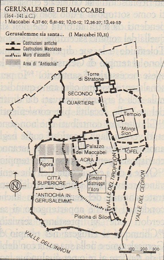 Gerusalemme dei Maccabei