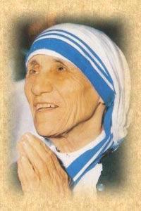 Madre Teresa di Calcutta (1910-1997)